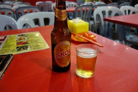 鑫記XIN-JIのビール