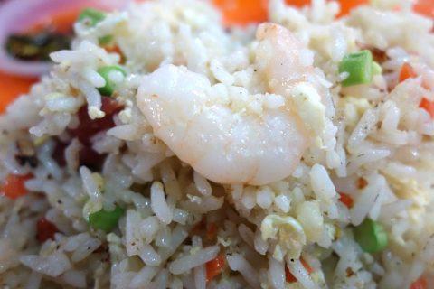 鑫記XIN-JIの炒飯の具