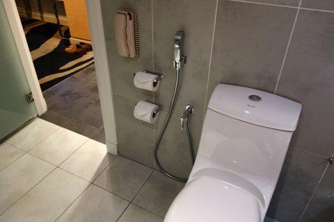 プルマン・クアラルンプール・バンサーのトイレ