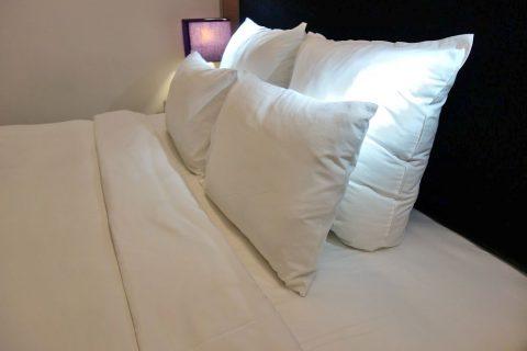 プルマン・クアラルンプール・バンサーの枕