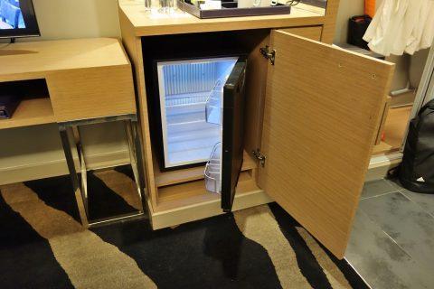 プルマン・クアラルンプール・バンサーの冷蔵庫