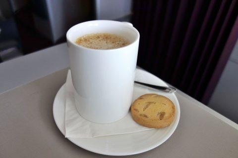 マレーシア航空A330ビジネスクラスのブレンドコーヒー