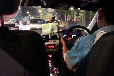 マレーシアの交渉制タクシー