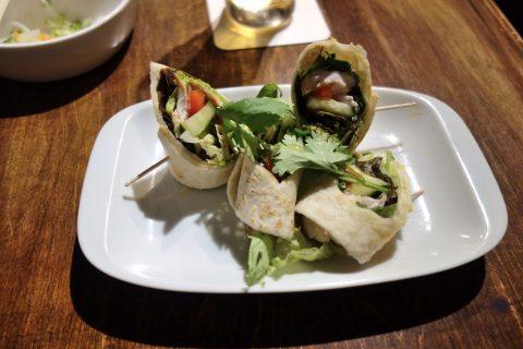 宮古島のダイニングバーBernie's-Diningアジアントルティーヤ