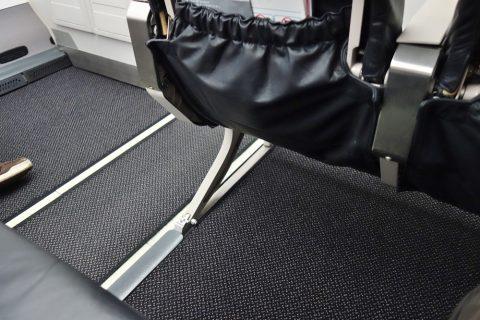 琉球エアコミューターRAC/DHC8-Q400CCの座席