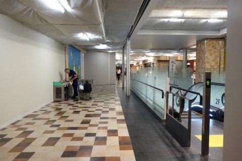 福岡空港ターミナル2F