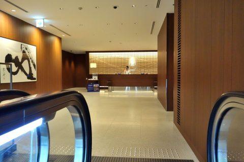 福岡空港サクララウンジの紫舟の画