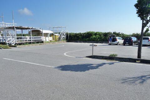 池間島フナクス(池間ブロック)の駐車場