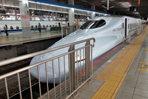 九州新幹線博多駅