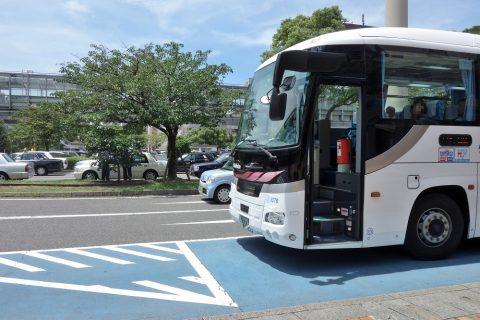北九州空港リムジンバス小倉駅