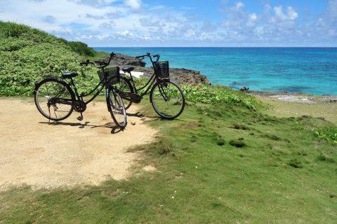 来間島のプライベートビーチ「ムスヌン浜」トイレとシャワー