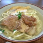 マックスバリュにある「なびぃ食堂」ソーキそば780円の味(宮古島)