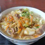 すむばり食堂の「肉そば」がボリューム満点でGood!‐沖縄・宮古島