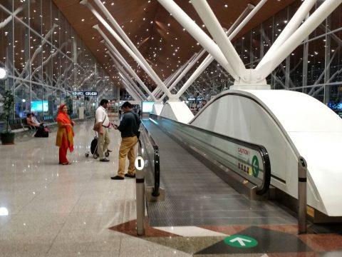 クアラルンプール空港ターミナル