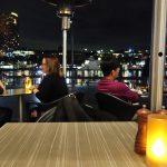 【Searock Grill】サーキュラーキーで夜景が見えるレストラン