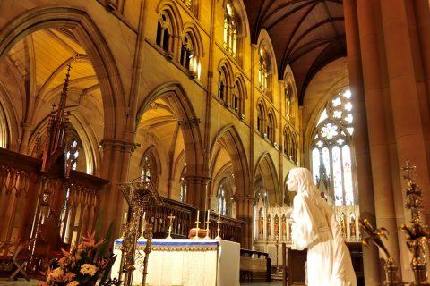 St-Marys大聖堂
