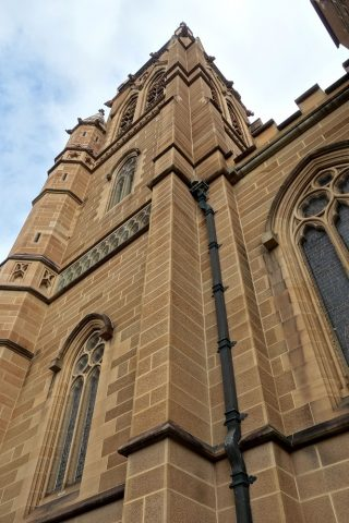 St-Marys大聖堂はゴシック様式