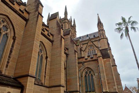 St-Marys大聖堂の読み方