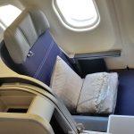 マレーシア航空ビジネスクラスA330の「A席」を「K席」と比較‐シドニー~KL搭乗記!