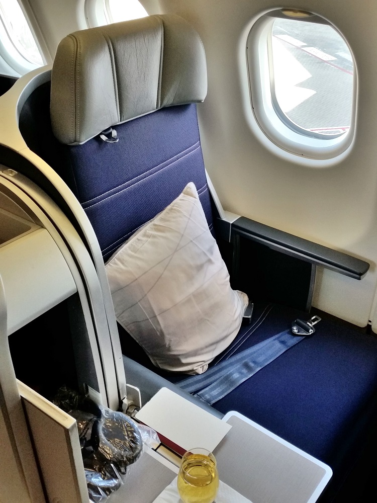 マレーシア航空a330ビジネスクラス2A