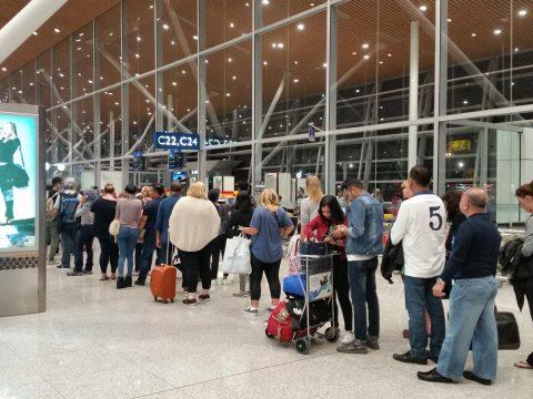 クアラルンプール空港ゲート
