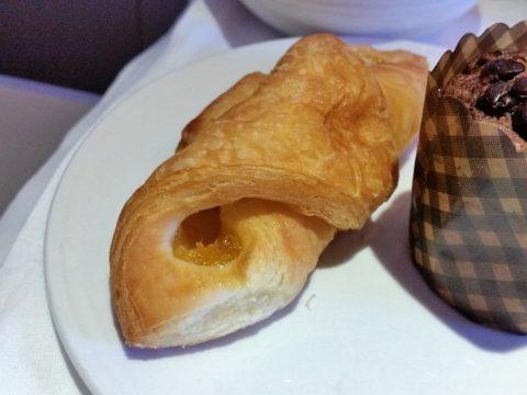 マレーシア航空ビジネスクラス機内食のパン