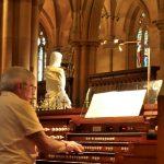 シドニーSt.Mary's大聖堂で聴いたパイプオルガンの生演奏!