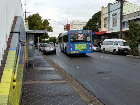 Banksia駅バス