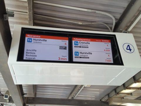 シドニー電車のLimited-Stops