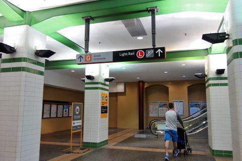 sydney-central駅