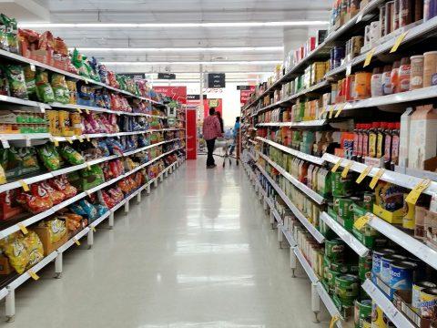 シドニーのスーパーマーケット