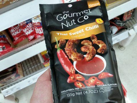 The-Gourmet-Nut-Companyのカシューナッツ