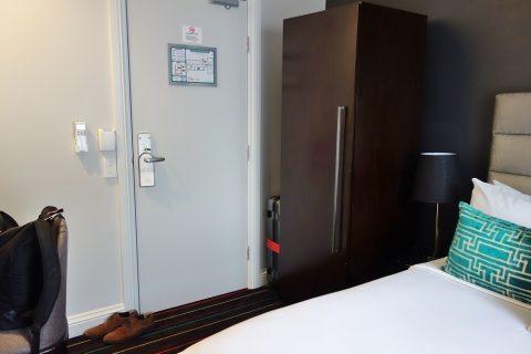 sydney-hotel-challisの居住空間