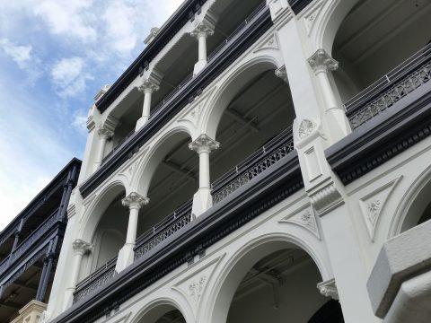 sydney-hotel-challisの建物