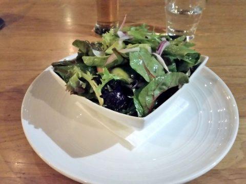 ステーキハウスIm-AngusのGarden-Salad
