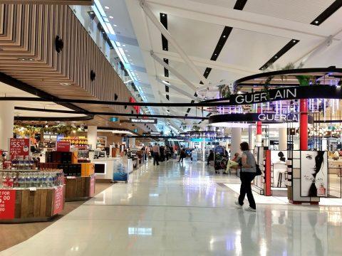 シドニー空港免税店