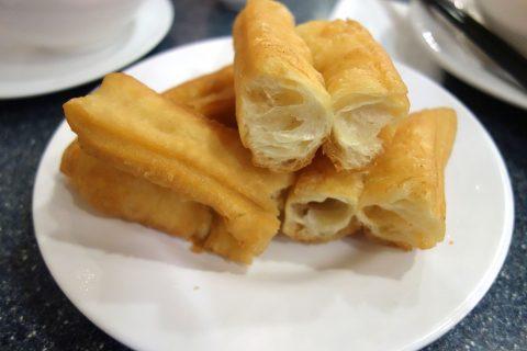 シドニー・チャイニーズレストランSuper-Bowl揚げパン