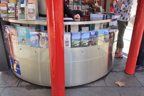 シドニー観光案内所のパンフレット