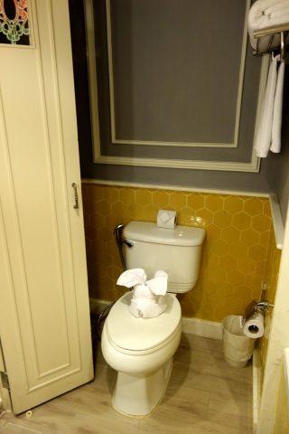 SALILHOTEL-SUKHUMVIT-SOI11トイレ