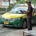 バンコクの【タクシー】はメーターで走らない!ボラれない為の交渉術は?