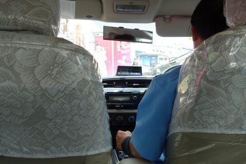 バンコク交渉制タクシー