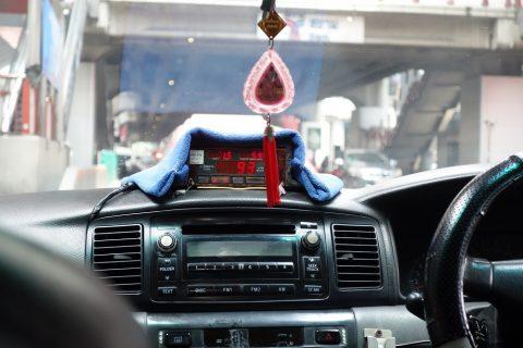 バンコクのメータータクシー
