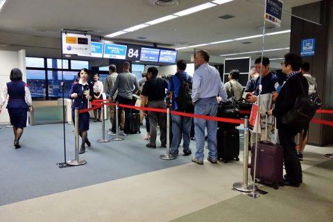 JAL国際線優先搭乗の順番
