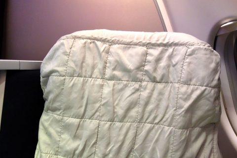 マレーシア航空A330ビジネスクラスシートカバー