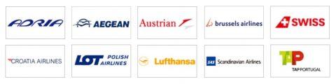 スターアライアンス加盟航空会社一覧