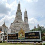 【ワット・アルン】が美しい~改修工事完了で真っ白!タイ‐バンコク