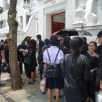 喪中のタイ・バンコクの様子/【プミポン国王】の本葬で観光スポットも閉鎖