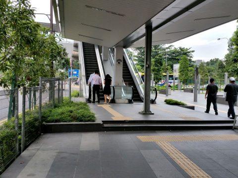 DoubleTree-by-Hilton-Kuala-Lumpurアクセス