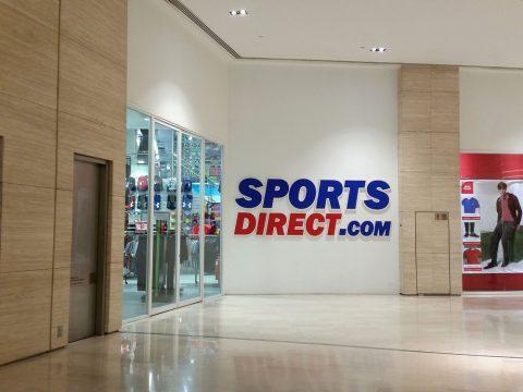 マレーシアのスポーツダイレクト