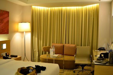 DoubleTree-by-Hilton-Kuala-Lumpurデラックスルーム